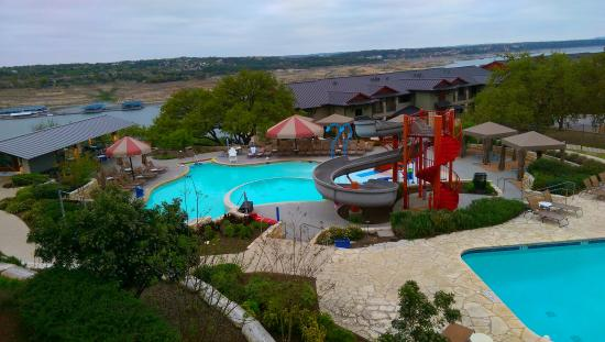 Lake travis from lakeway resort picture of lakeway for Texas spas and resorts