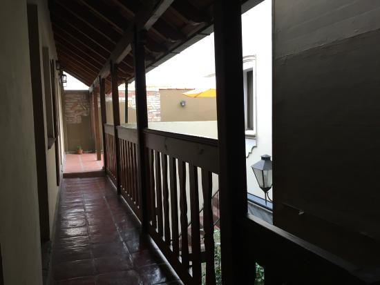 Posada Del Marques: Balcon Interno Primer Piso