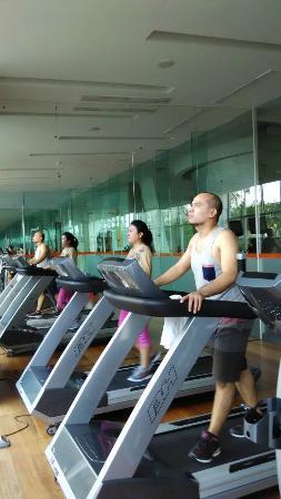 HARRIS Hotel & Conventions Kelapa Gading Jakarta: Fitness center