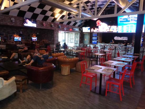 Sls Las Vegas Hotel Dining And Sports Book At