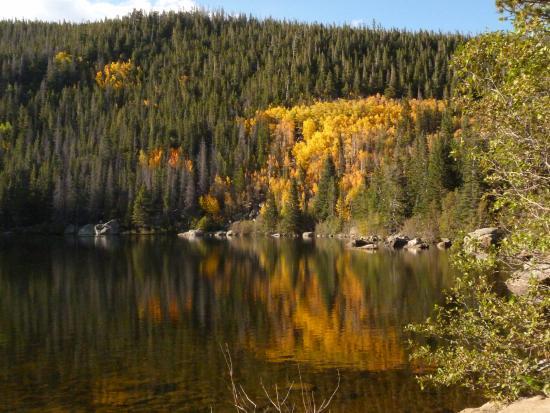 Aspenglen Campground: Bear Lake