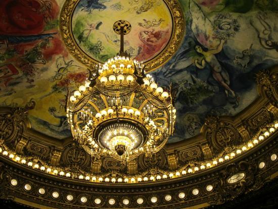 París, Francia: 吊燈