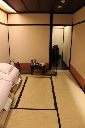 The Edo Sakura : Our room