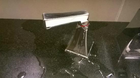 The Westin Tysons Corner: Leaking Sink Faucet