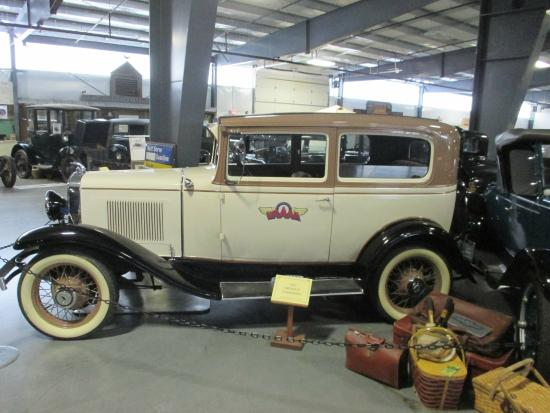 1931 chevrolet 2 door sedan picture of western antique for 1931 chevy 2 door sedan