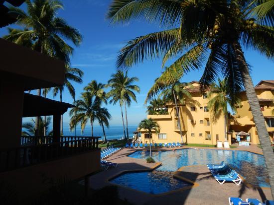 Park Royal Los Tules Resort: Morning in Puerto Vallarta at Los Tules