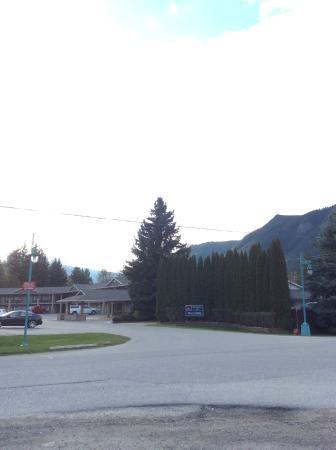 Sicamous, Kanada: Exterior