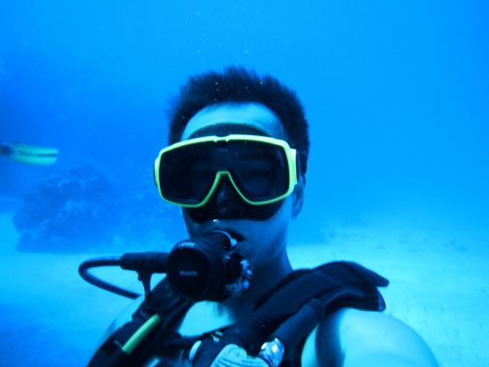 Happy Fish Divers : Me