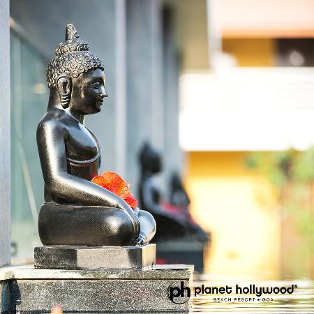 Utorda, India: Buddha