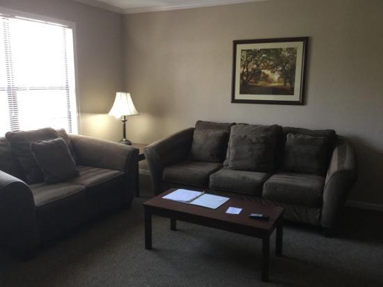 Condotels: Living area