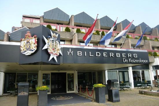 Bilderberg Hotel De Keizerskroon : Ingang