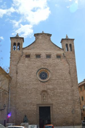 Kirche Santa Magdalena