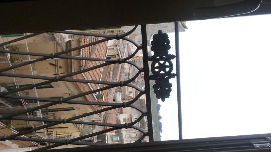 Beatus Bed and Breakfast : Caratteristica Vista Dal terrazzo Camera BB Beatus