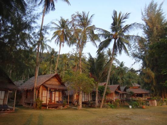 CoCo Cottage Koh Ngai: Bungalows