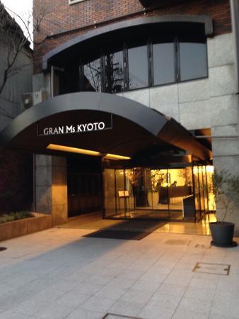 Hotel Gran Ms Kyoto Tripadvisor