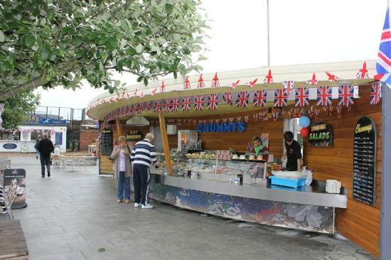 Chummys Seafood Stall