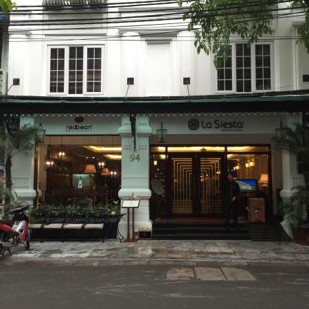 Hanoi La Siesta Hotel Tripadvisor