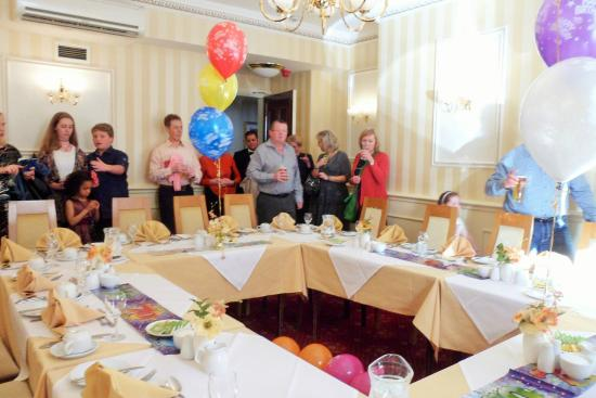 Victoria Hotel: PRIVATE FUNCTION ROOM