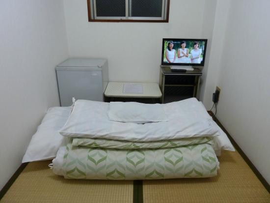 Business Hotel Fukusuke: 部屋の内部