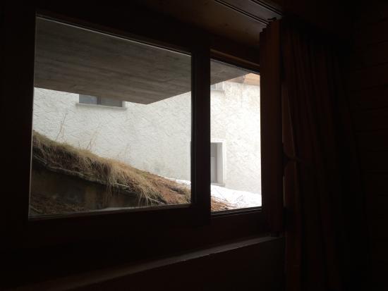 Hotel La Collina : окно