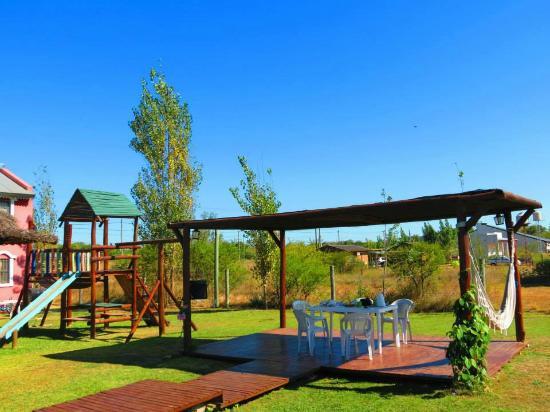 Los Talas de San Jose Bungalows: Parque