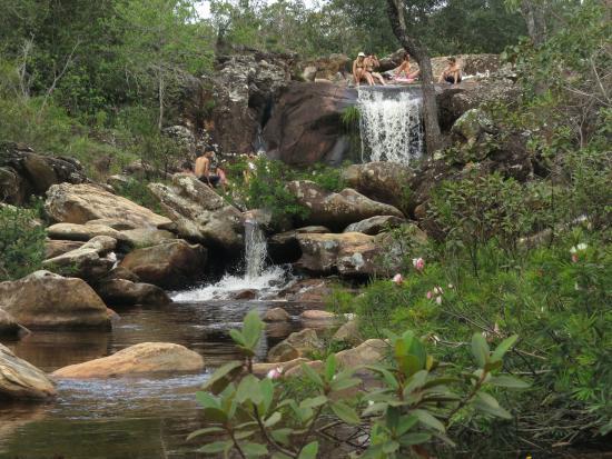 Milho Verde, MG: Cachoeira do Carijó