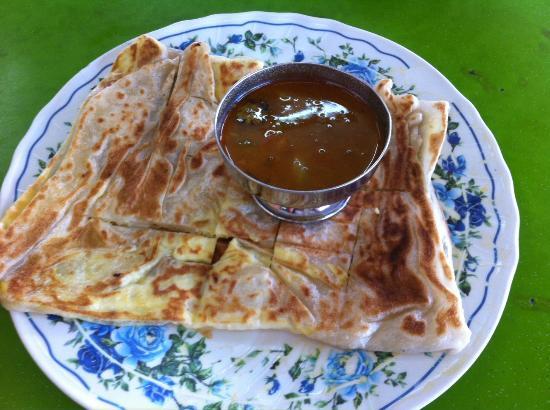 Restoran Almaz: Roti Telur Bawang