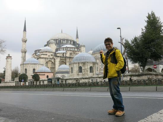 Sehzade Mehmet Mosque