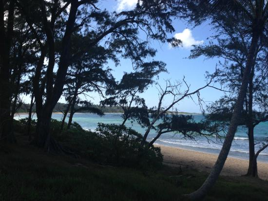 Laie Beach Park: Stunning tranquility