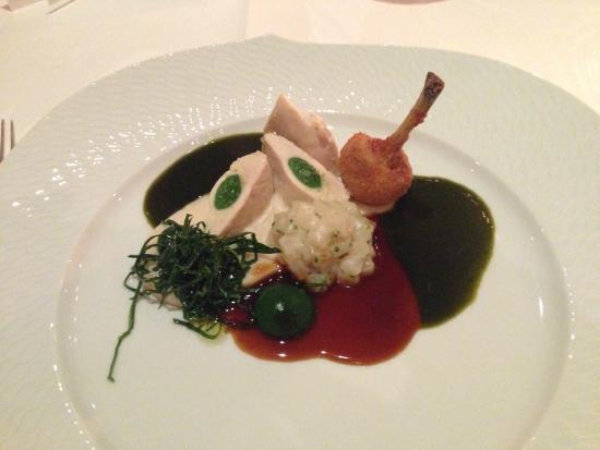 Restaurant Caroussel im Buelow Palais: Высокая кухня