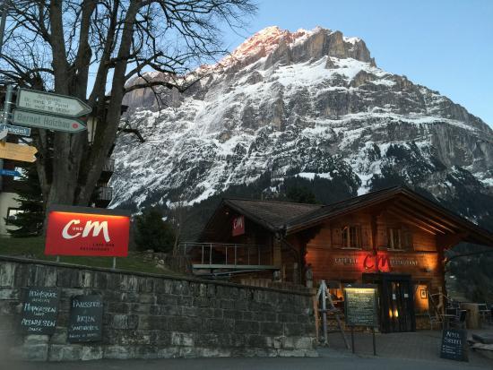 C und M Cafe Bar Restaurant: C und M storefront