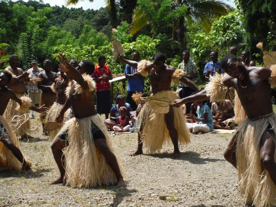 Viti Levu, Fiyi: Traditional Song and Dance