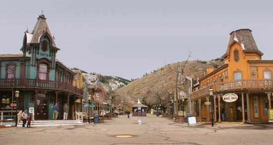 Image result for Heritage square golden co