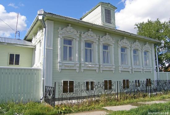 Музей покровка родина георгия распутина