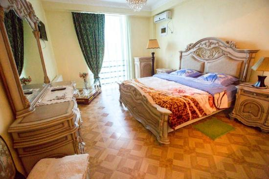 Hotel Gora: our room