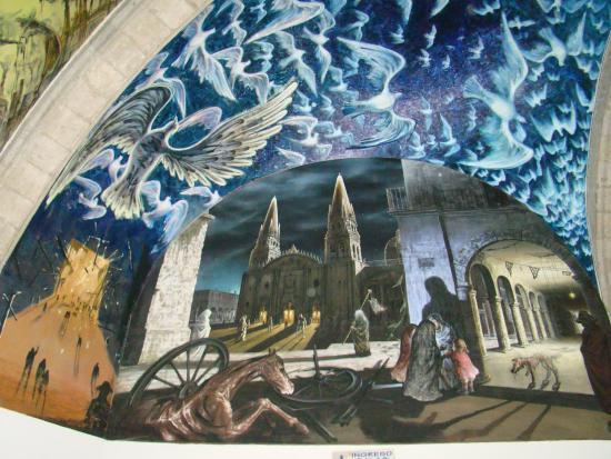 Mural foto di panteon de belen guadalajara tripadvisor for Aviso de ocasion mural guadalajara