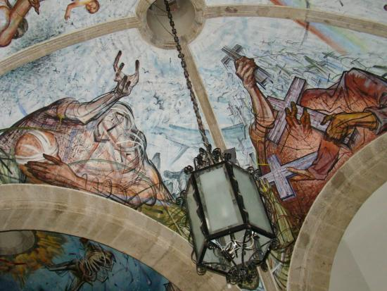 Foto de pante n de bel n guadalajara mural tripadvisor for Aviso de ocasion mural guadalajara