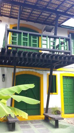 Pousada Paraty Inn: Quarto maior