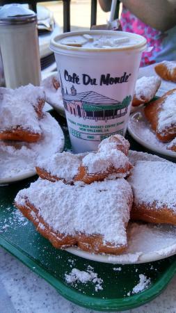 Cafe Du Monde: Best Breakfast