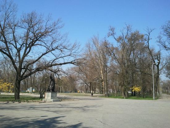 Metallurgist Park