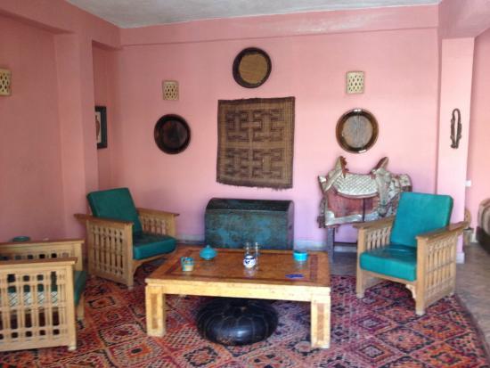 Riad Lune et Soleil: Room