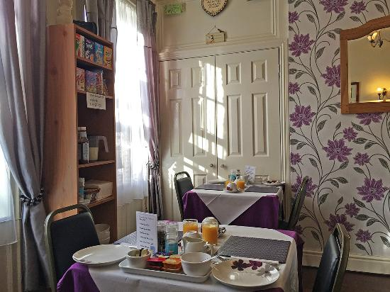 Palace Hill Hotel Scarborough Review