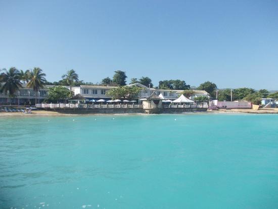 Shaw Park Beach Hotel Spa Vy Mot