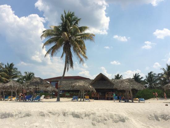 Gran Caribe Villa Tortuga: Пляж