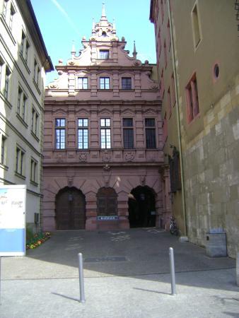 Rathaus Wuerzburg