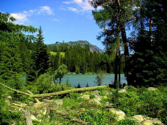 ハナス湖 - ブルチン県、ハナス...
