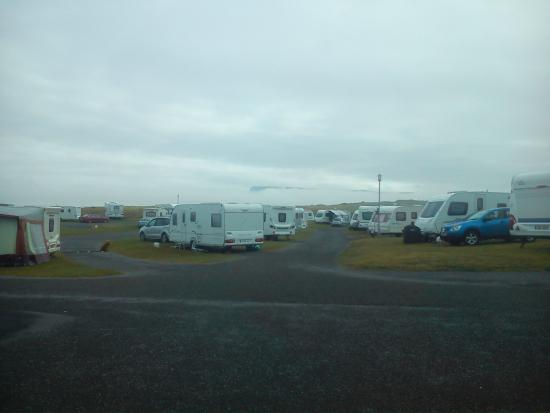 Rosses Point Caravan and Camping Park: Busy spot at Easter