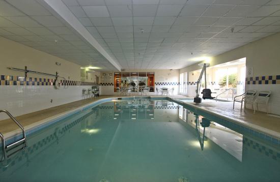 Hilton Garden Inn Chesterton: Pool