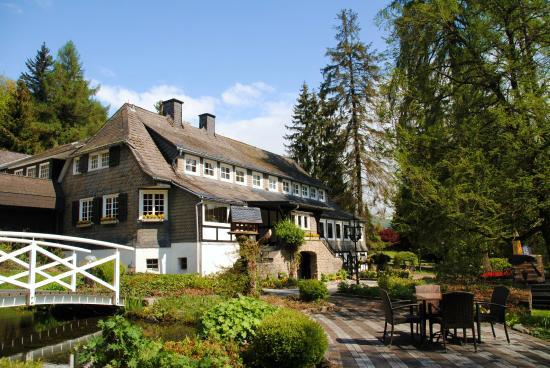 Romantik Hotel Stryckhaus: Stammhaus Frühling