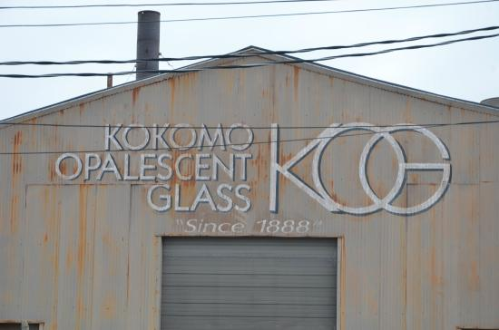 ‪Kokomo Opalescent Glass‬